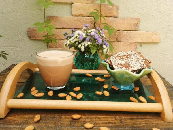 Շոկոլադե կաթ